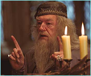 Played by richard harris sorcerer s stone chamber of secrets